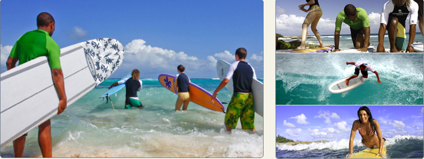 Barbados Surf Spots and Vacations from Cheapcaribbean.com